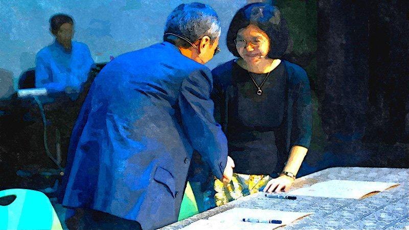 2016.12 與中華福音神學院簽約成立高雄分校